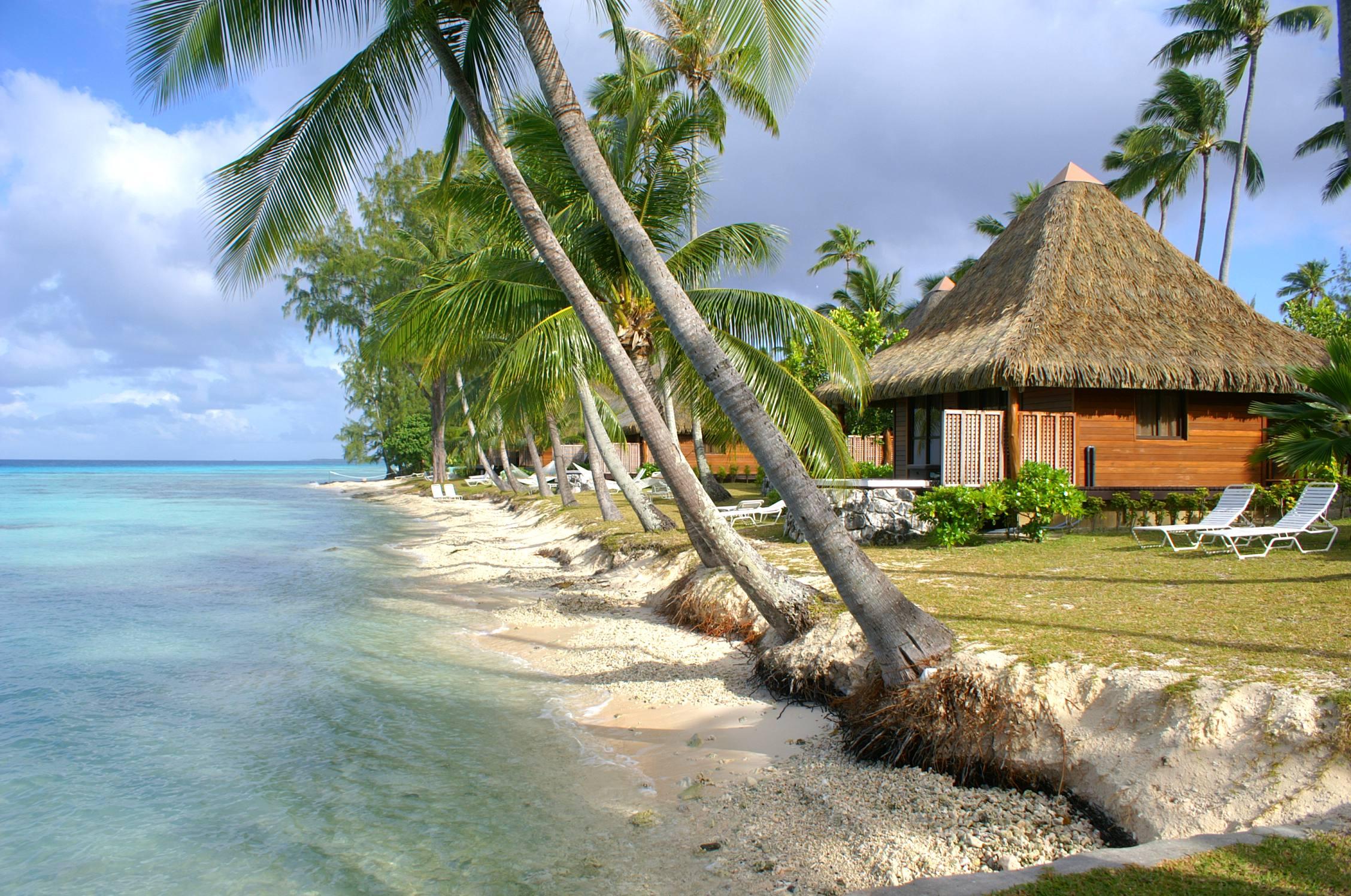 Rangiroa, Tuamotu Islands, French Polynesia  № 6954 без смс