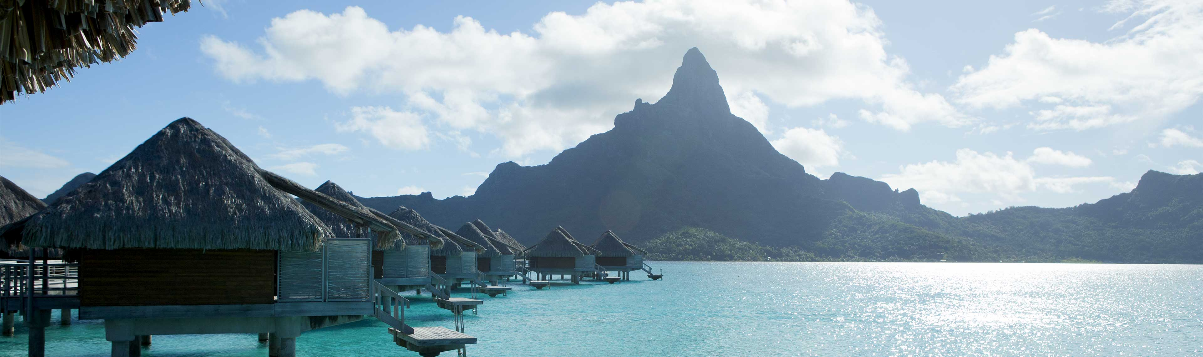 bora bora location