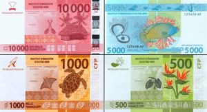Tahiti Currency