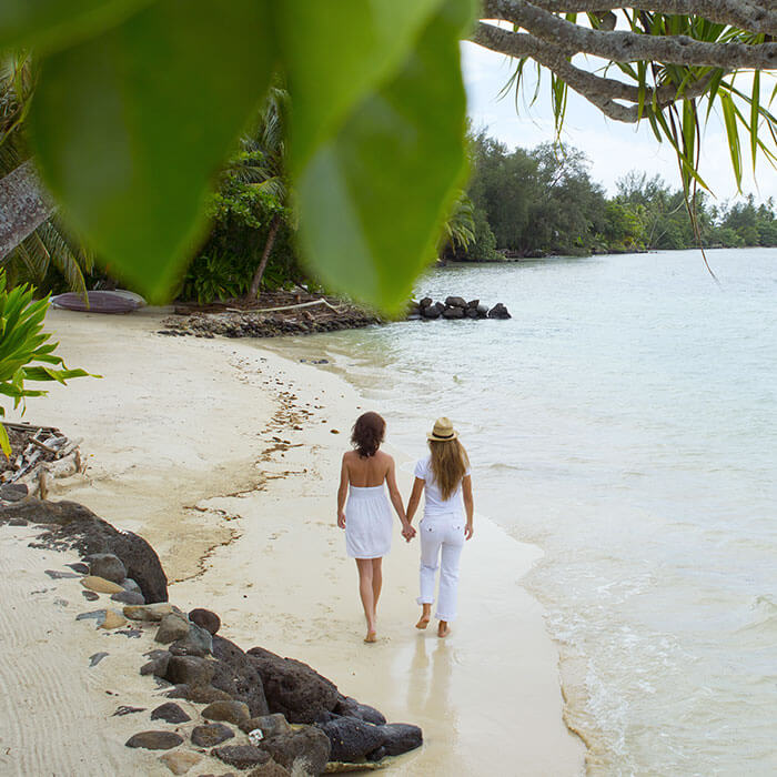 Package deals to tahiti from melbourne