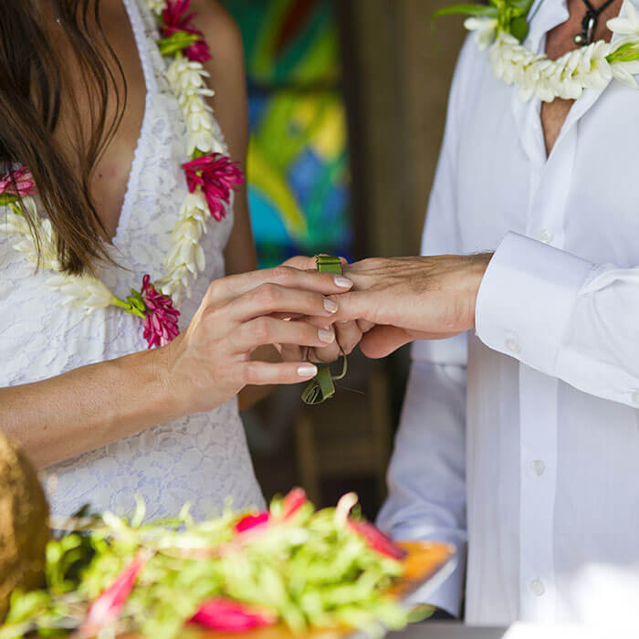 How To Plan The Perfect Island Wedding