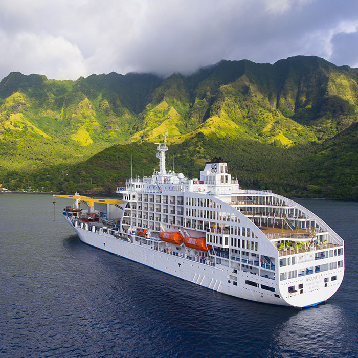 Aranui Freighter Adventure Cruise to the Marquesas