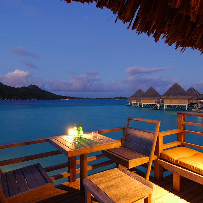 Bora Bora Honeymoon Escape Tahiti Tourisme