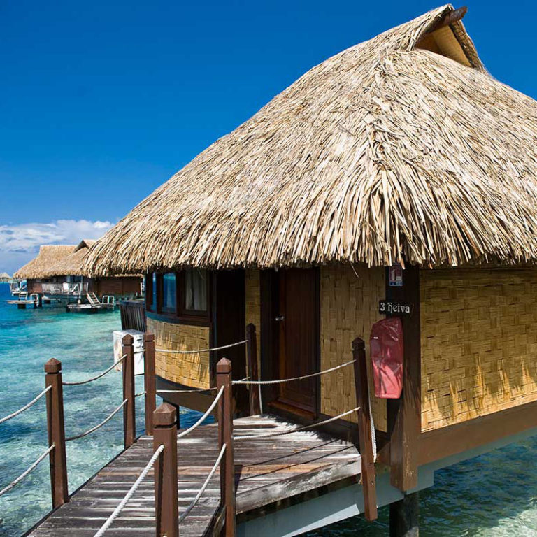 Red Hot Deals-Tahiti  Moorea and  Bora Bora 11 Days from $2,899