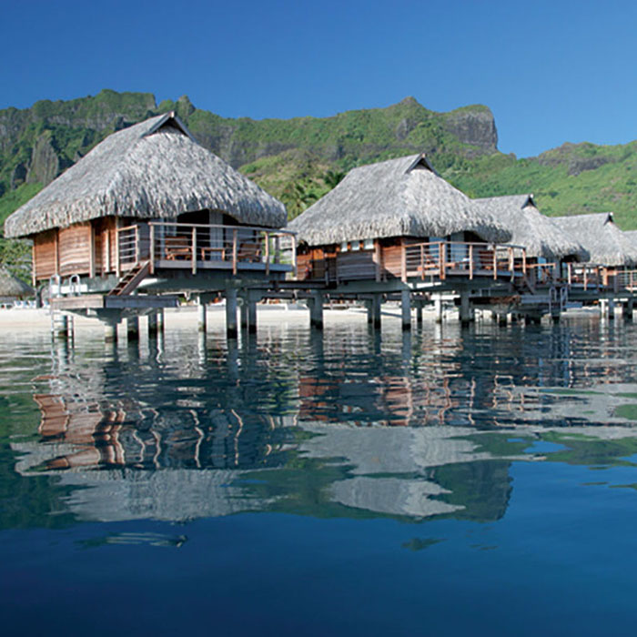 Kids Fly, Stay and Eat Free in Moorea (Price is For Family of 4)