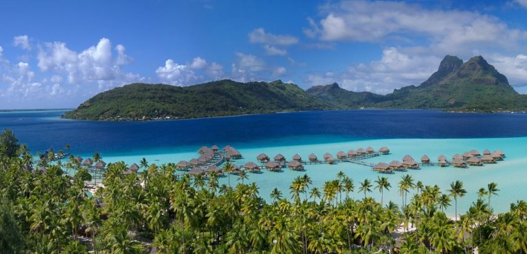 Bora Bora Pearl Beach Resort & Spa overwater bungalows
