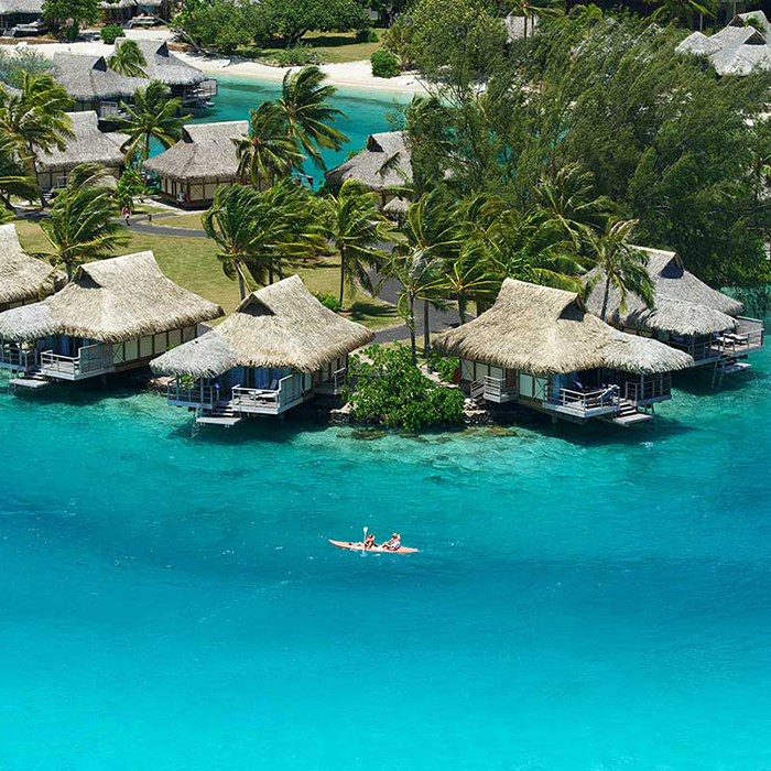 Moorea Luxury Honeymoon – Two FREE Nights and Daily Breakfast!