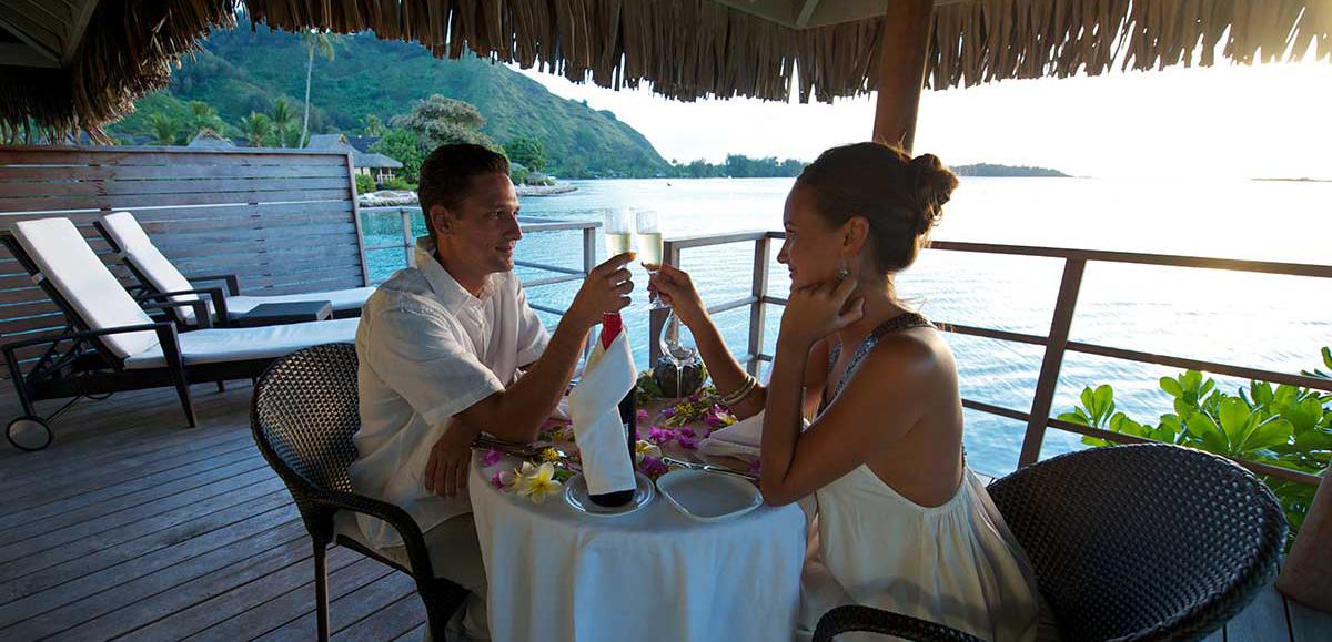 Moorea Luxury Honeymoon Two Free Nights And Daily