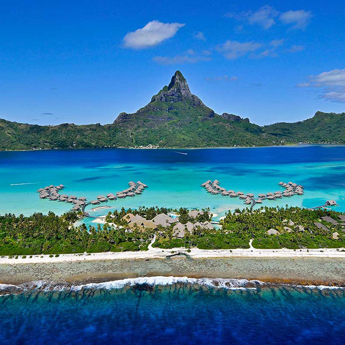 Bora Bora Temptation – InterContinental Bora Bora Resort & Thalasso Spa