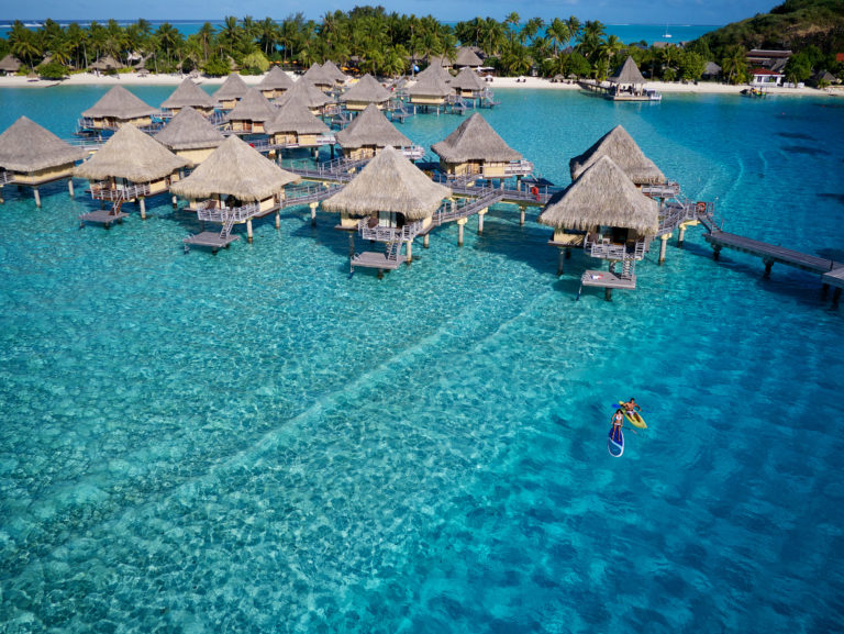 Bora Bora Overwater Honeymoon Dream – Daily Breakfast and More!