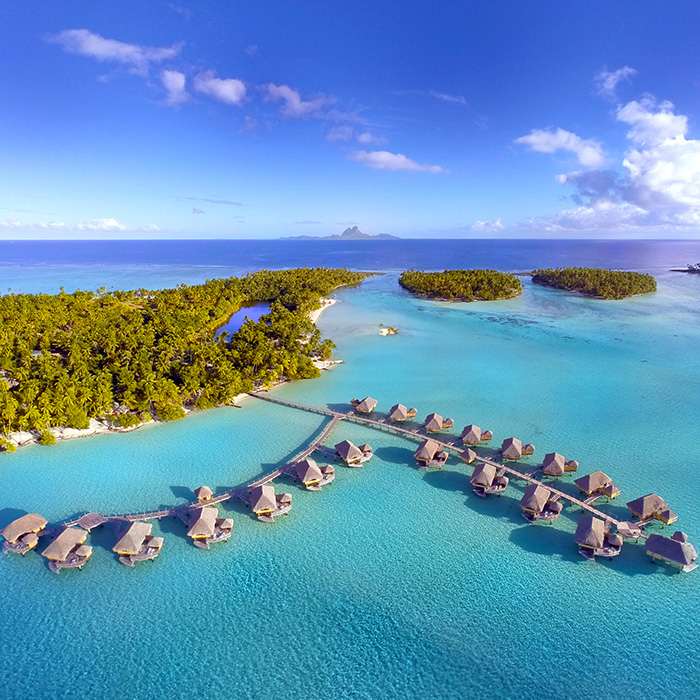 An Exquisite Relais & Chateaux in Tahaa