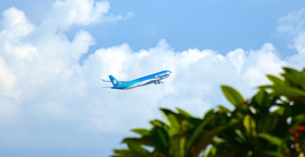 Transport Air Tahiti Nui 1 Tahiti Tourisme