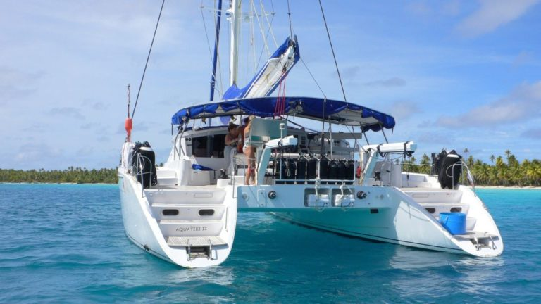 Dive & Cruise in Fascinating Fakarava