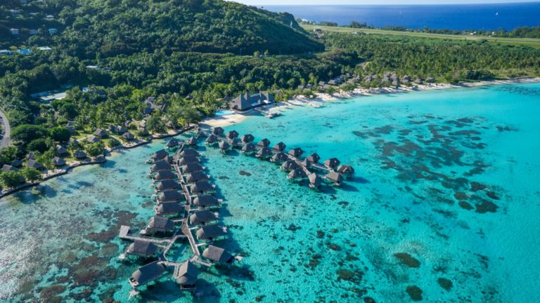 A Love Affair in Magical Moorea