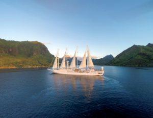 Tahitian cruises