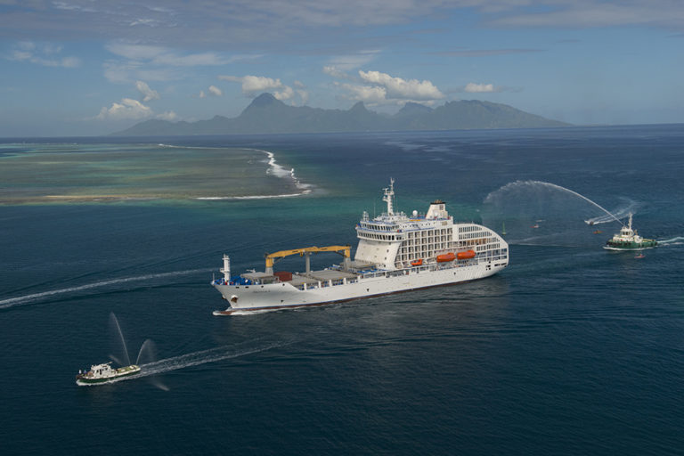 Aranui, the most fascinating cruise!