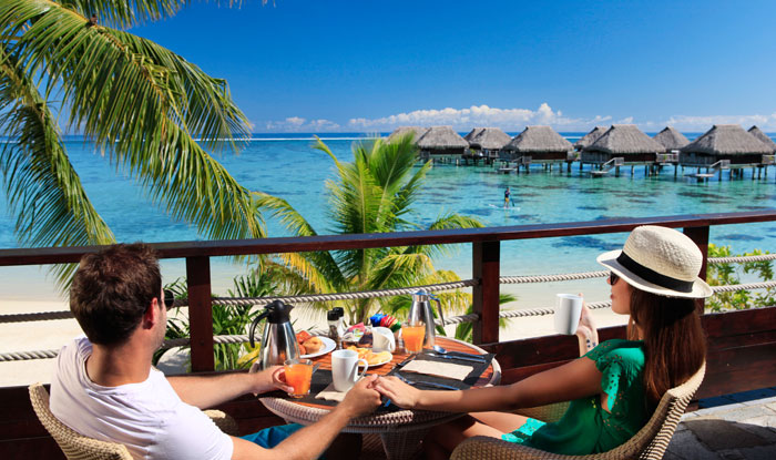 Stay Longer in Paradise with Hilton Moorea Lagoon Resort and Spa with Flights