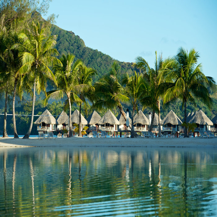 Romance and Honeymoon in Bora Bora