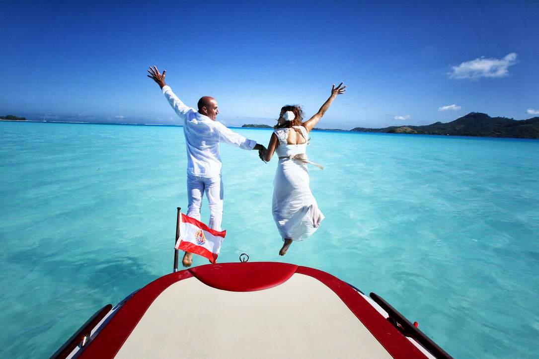 Bora bora wedding ceremony photography tour tahiti tourisme tahiti wedding junglespirit Image collections