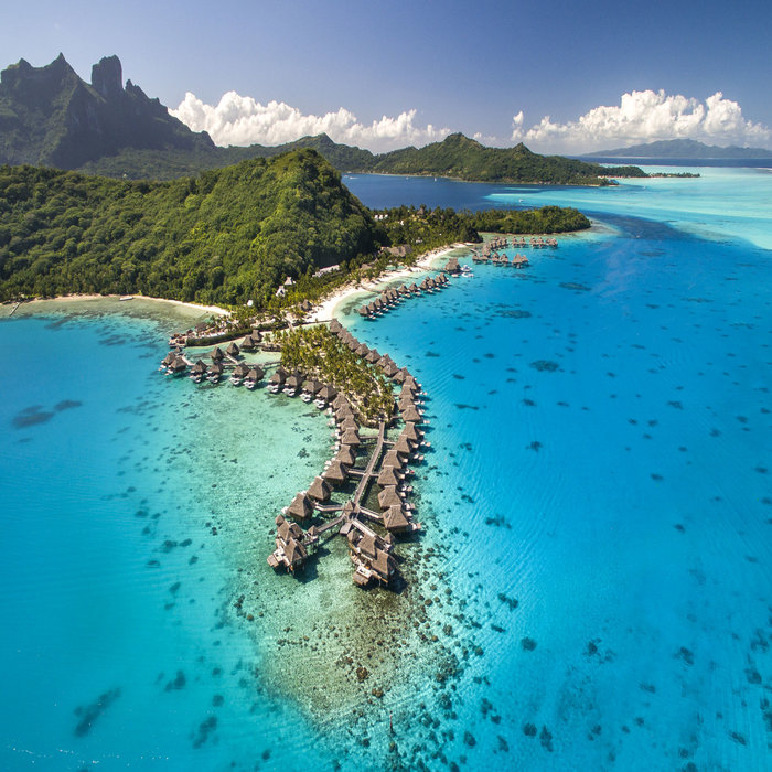 Save $1,000 per Couple at Hilton Moorea and Conrad Bora Bora Nui