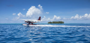 Bora Bora Seaplane Escape