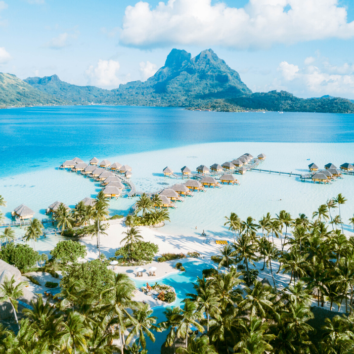 Romance in Bora Bora & Taha'a, Relais and Chateaux Resorts 2021