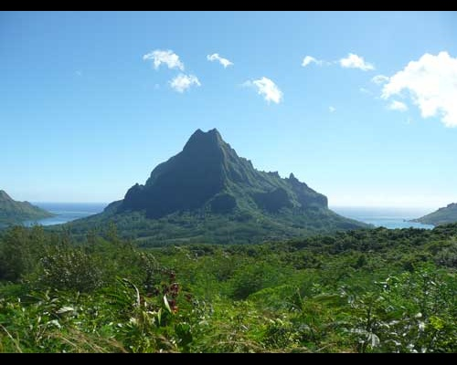 Moorea, Huahine & Bora Bora Adventure