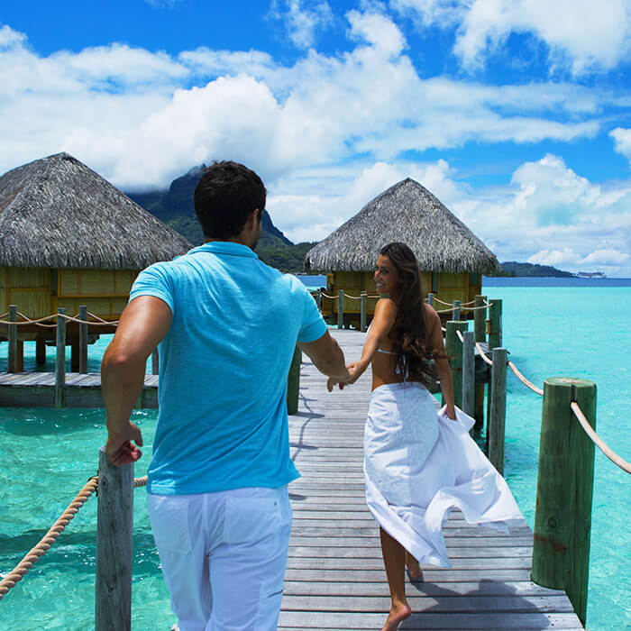 Best Over The Water Bungalows: The Best Tahiti And Bora Bora Overwater Bungalows