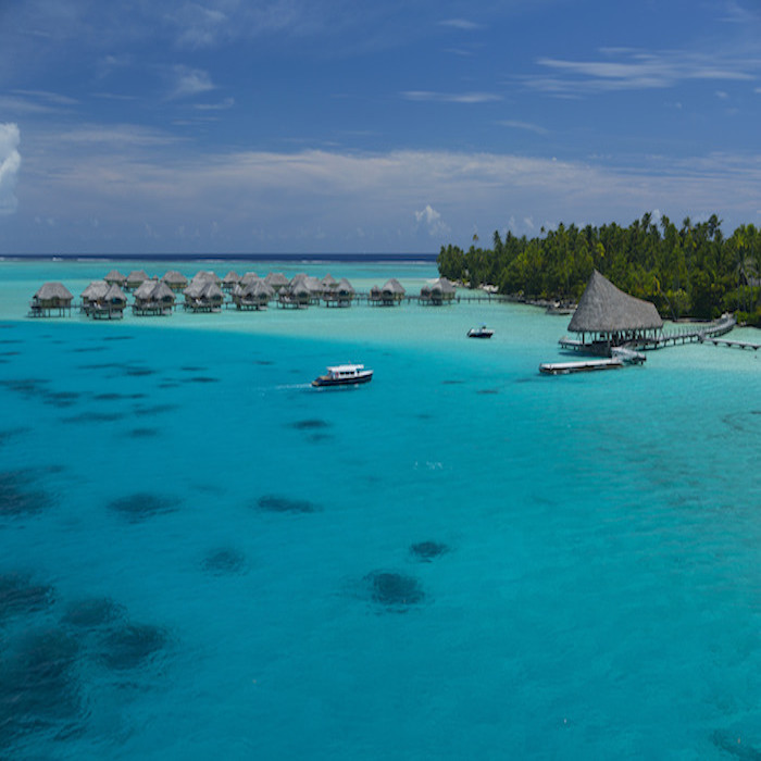Romantic Getaway to Bora Bora and Taha'a