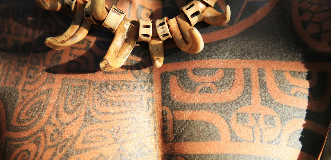polynesian tattoo origins