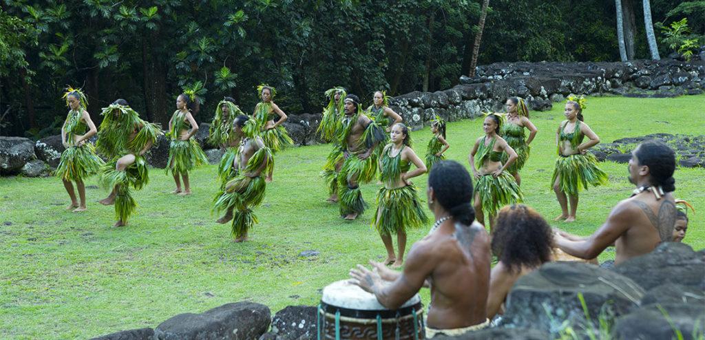 Travel in Nuku Hiva