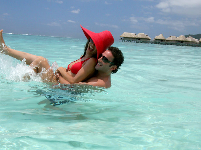 Retreat to Romance in Moorea and Bora Bora (with half board)