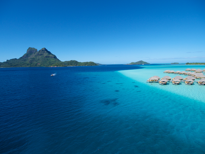 Intimate  Haumana Cruise and Bora Bora Resort