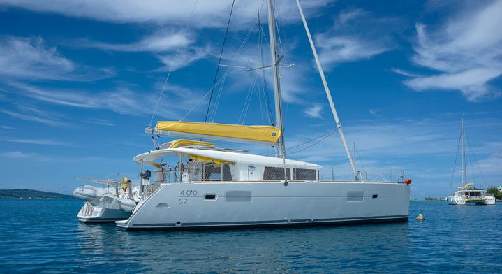 Sail Away to Bora Bora on a Private Yacht