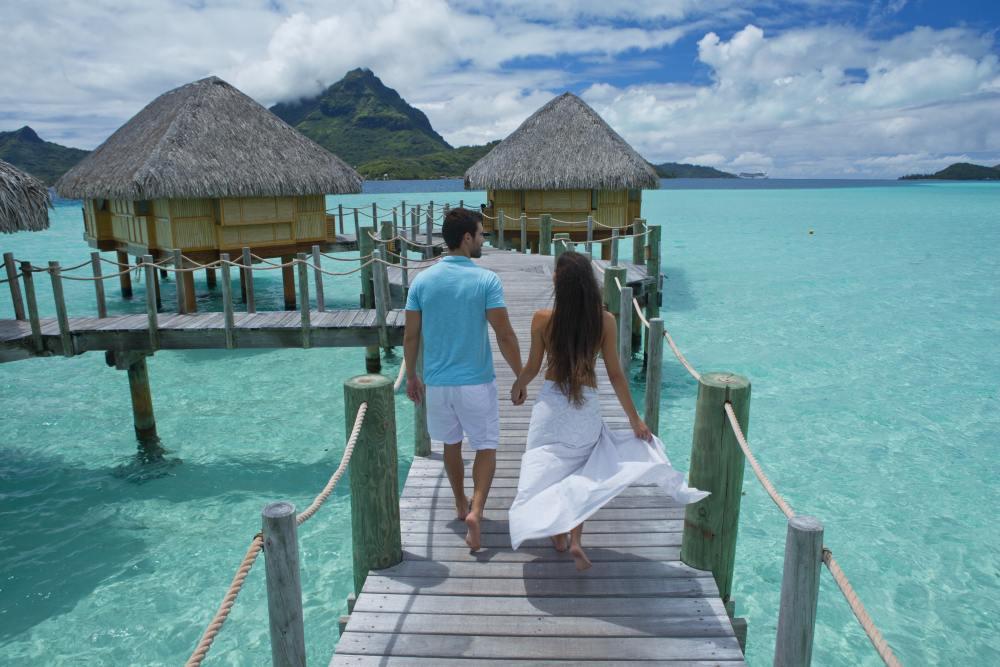 Honeymoon, Hochzeitsreise, Südsee, Flitterwochen,
