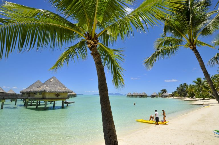 Romantic Moorea and Bora Bora Escape by Goway