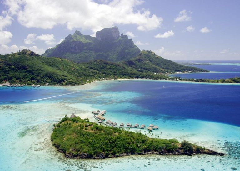 Seductive Moorea and Bora Bora