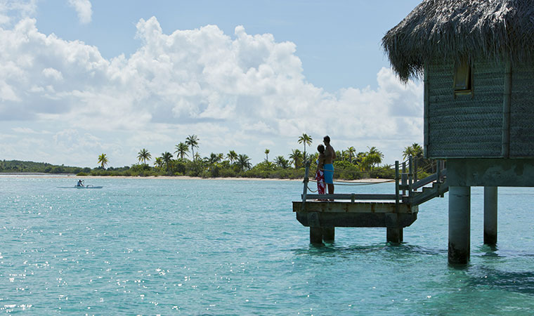 couples retreat in french polynesia