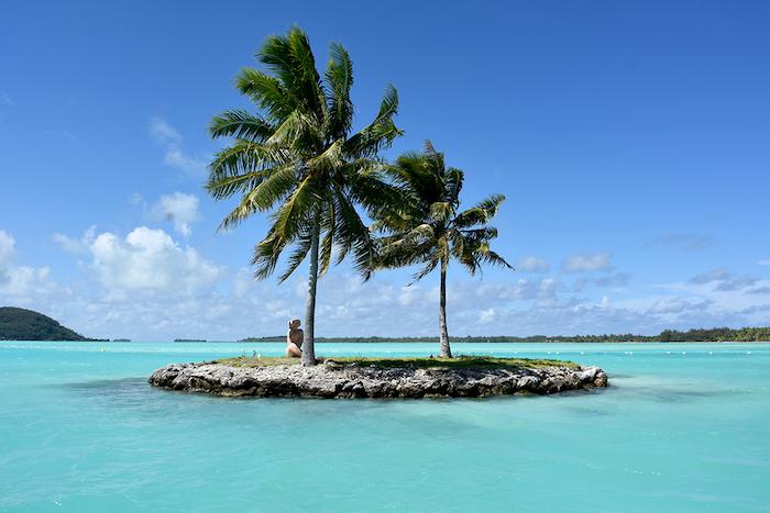 Three-Island Love Affair With Overwater Bungalow in Bora Bora