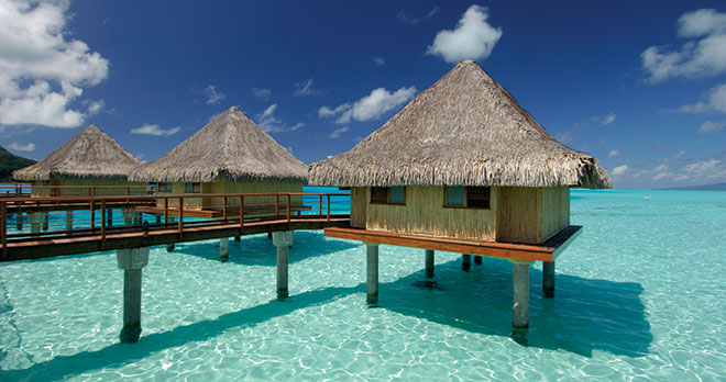Moorea Bora Bora Tahiti Intercontinental 1 Tahiti Tourisme