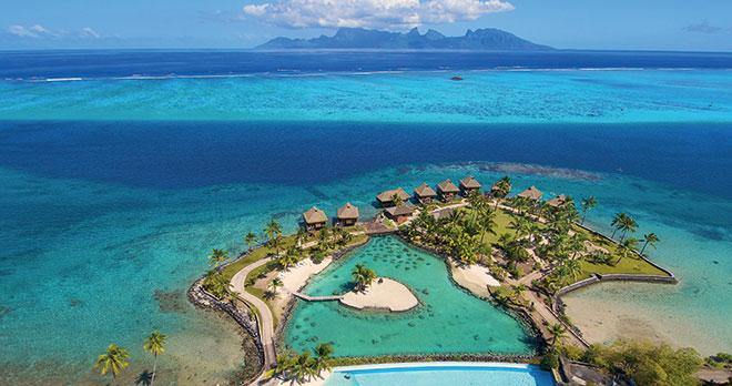 Moorea Bora Bora Tahiti Intercontinental 2 Tahiti Tourisme