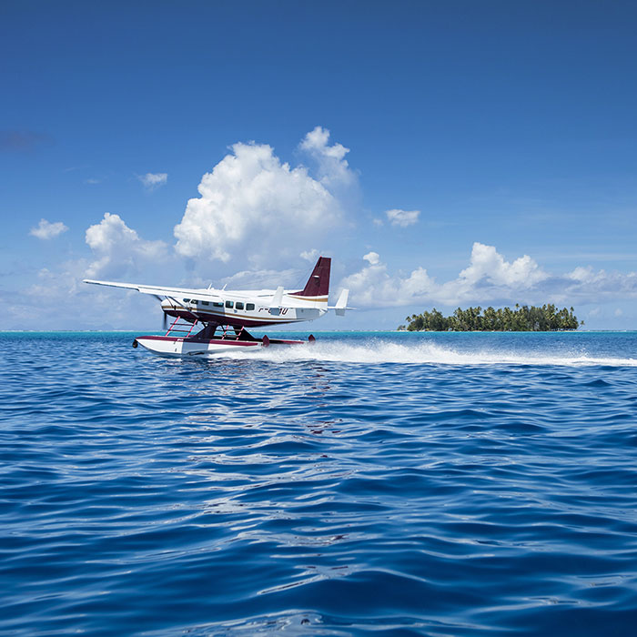 Overwater Bliss and Seaplane Adventures