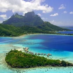 Tahiti, Bora Bora & Rangiroa Escape