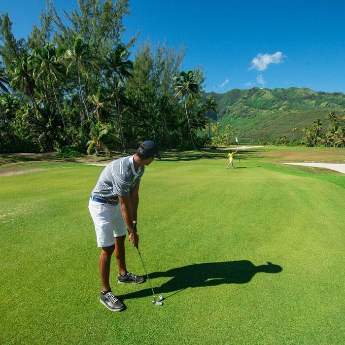 Tahiti Golf Open International 2019