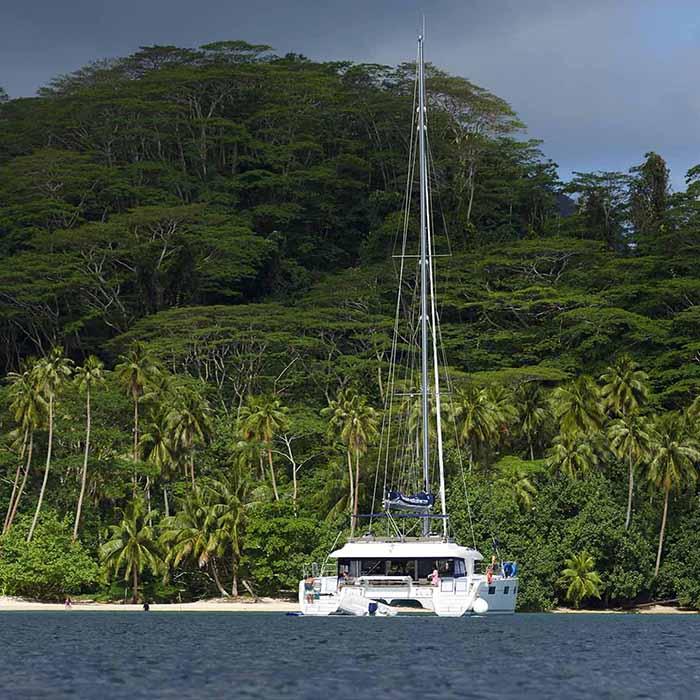Bora Bora Dream, Land and Sea