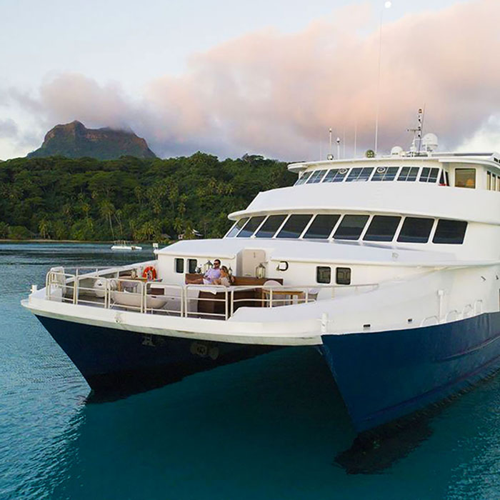 Haumana Romance & Bora Bora Overwater Bungalow