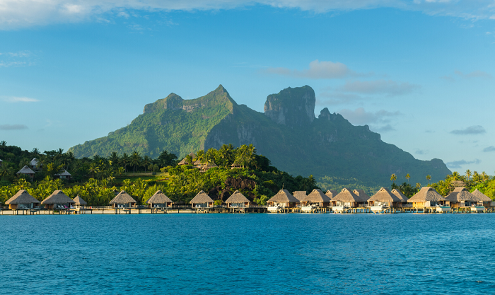 Experience Bora Bora Luxury now, not one day with Flights