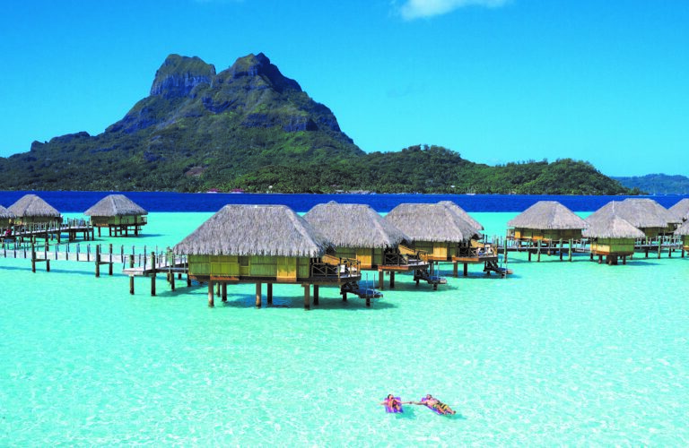 Escape to Bora Bora – Reduced Rates Plus Daily breakfast and Dinner!